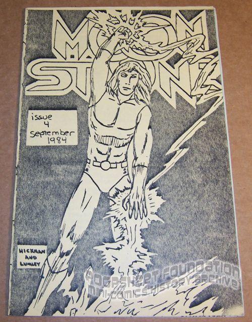 Moon Stone #4