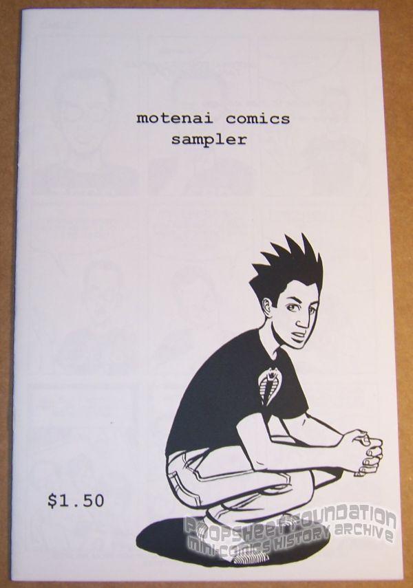 Motenai Comics Sampler