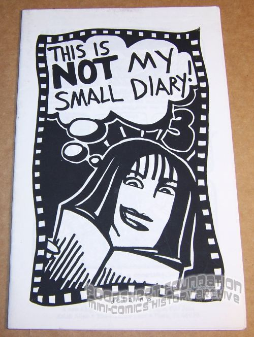 Not My Small Diary #03