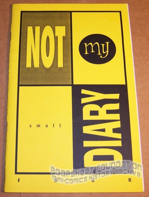 Not My Small Diary #04