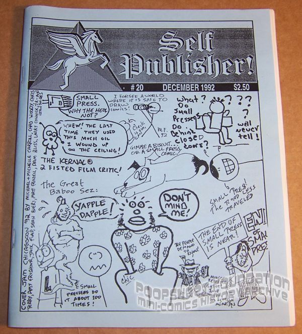 Self Publisher #20