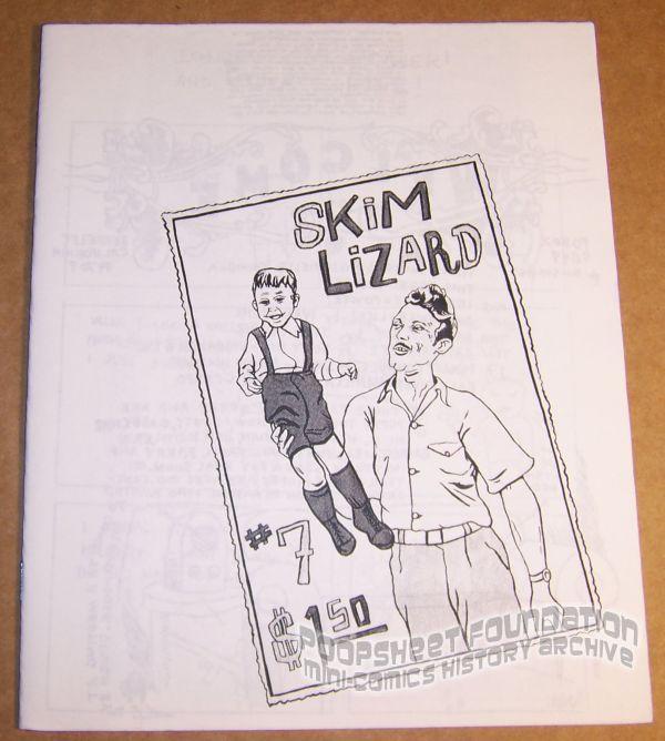 Skim Lizard #7