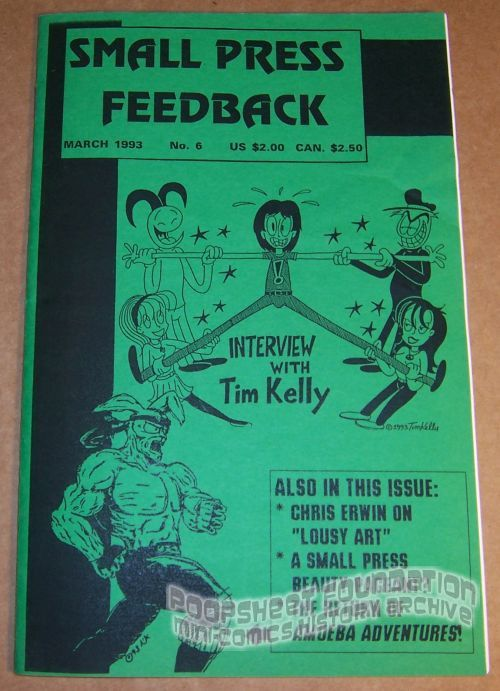Small Press Feedback #06