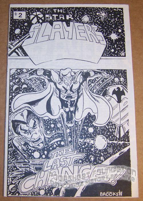 Star Slayers #2
