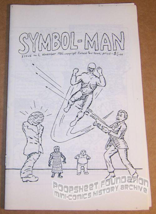 Symbol-Man #1