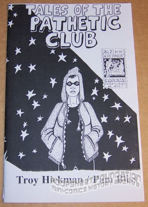 Tales of the Pathetic Club #2