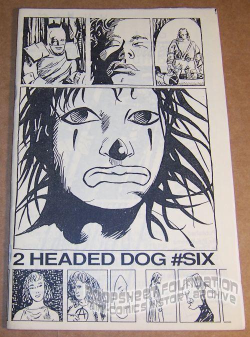 2 Headed Dog #06