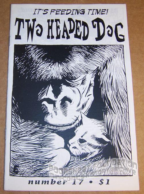 2 Headed Dog #17