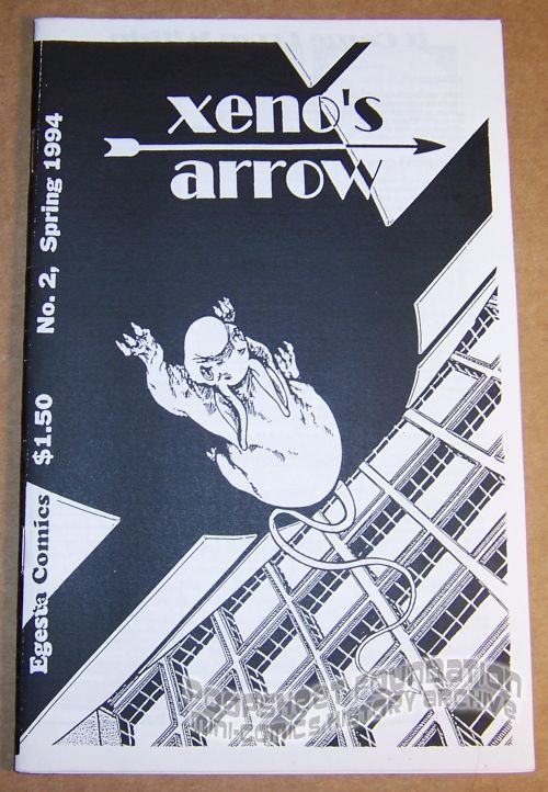 Xeno's Arrow #2