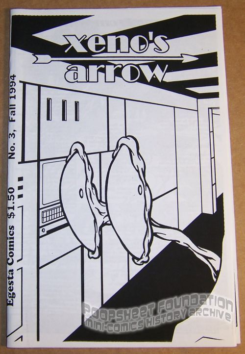 Xeno's Arrow #3