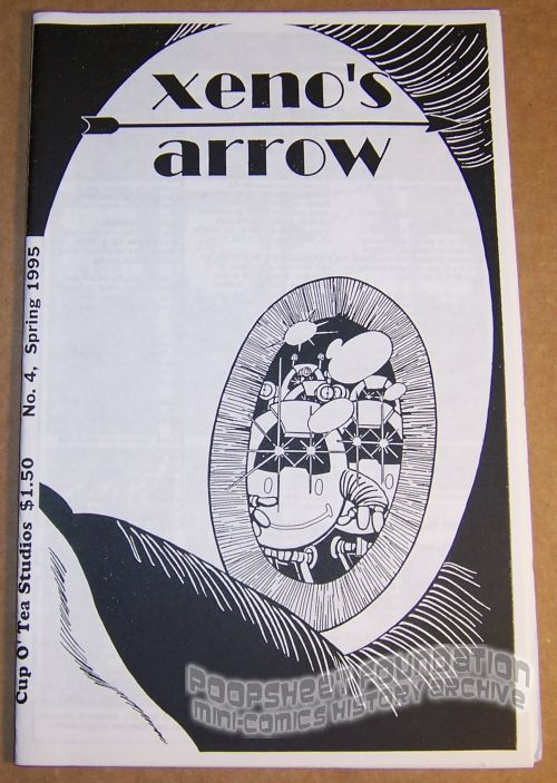 Xeno's Arrow #4