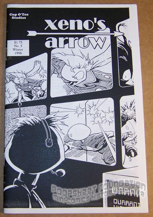 Xeno's Arrow #5