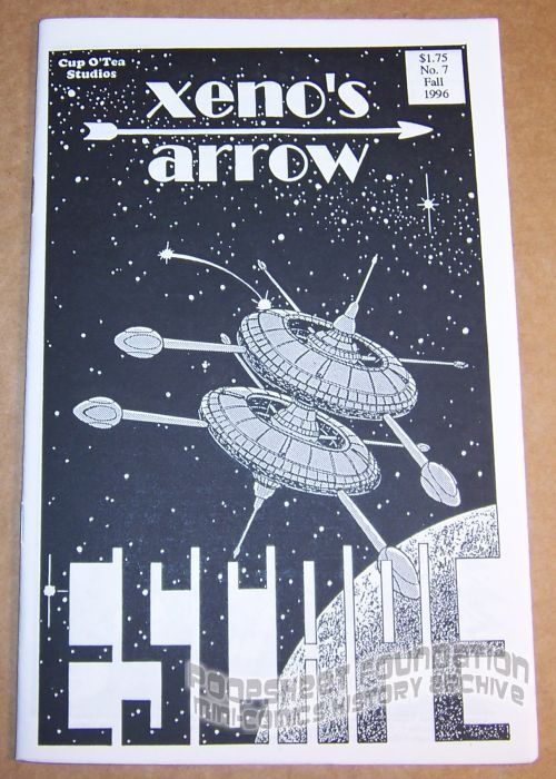 Xeno's Arrow #7