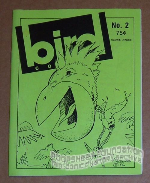 Bird Comics #2