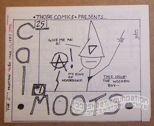 Cal Moots #1