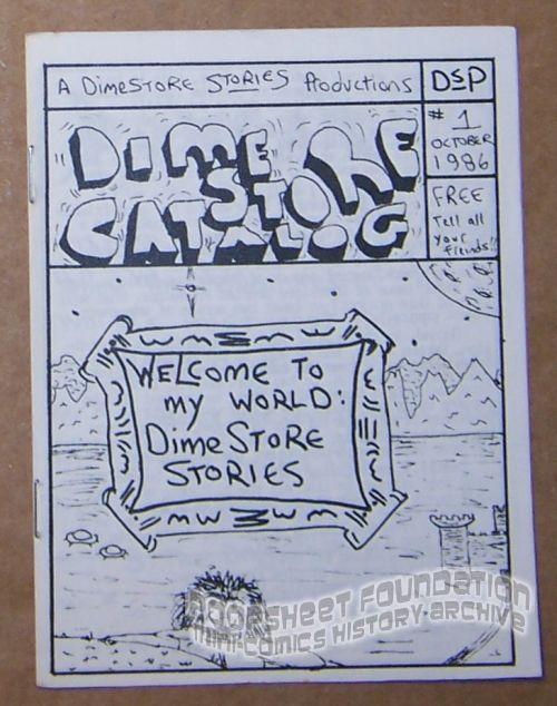 Dimestore Catalog #1