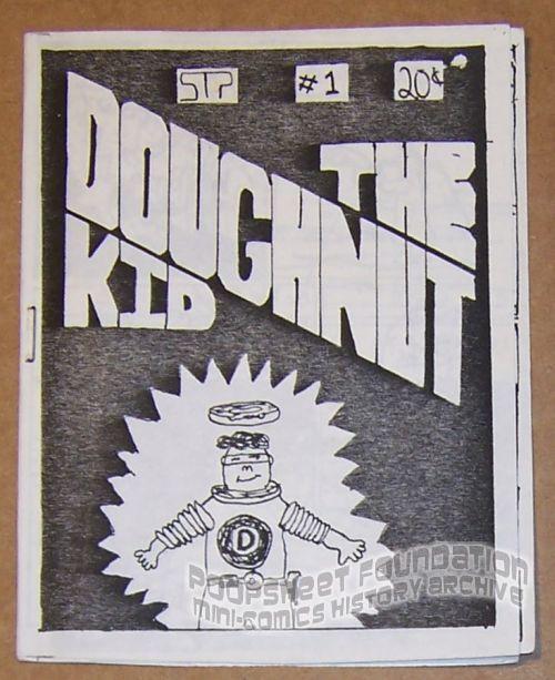 Doughnut Kid, The #1