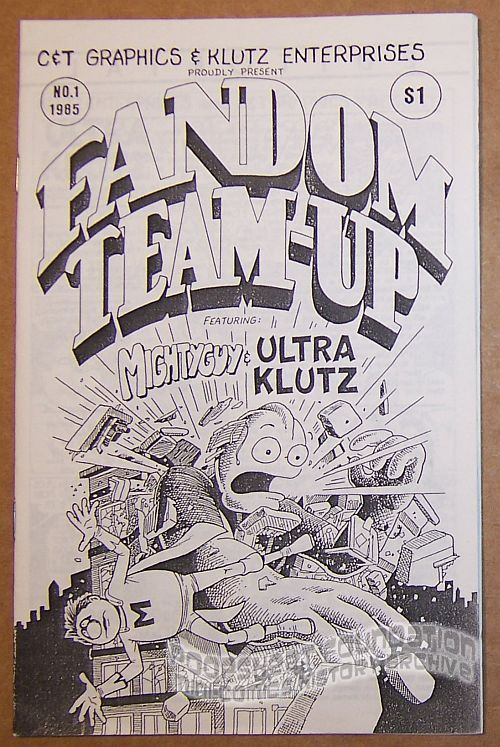 Fandom Team-Up #1