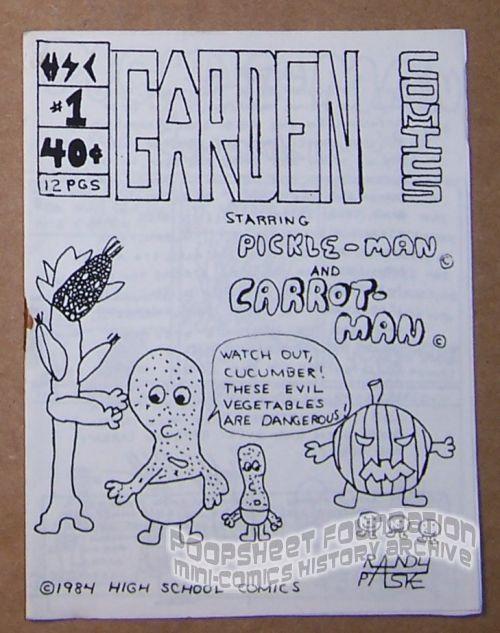 Garden Comics #1 (1st-2nd)