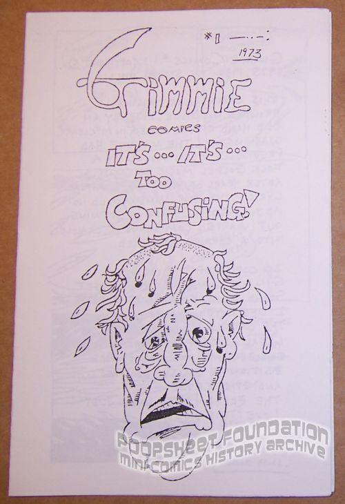 Gimmie Comics #1 (HSC 1st-3rd)