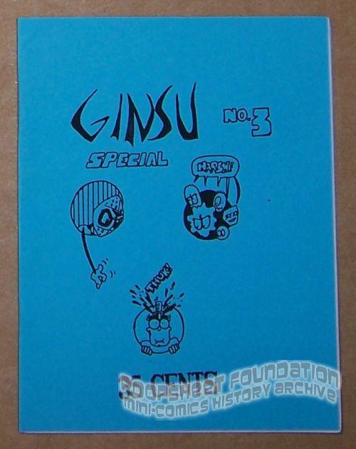 Ginsu Special #3