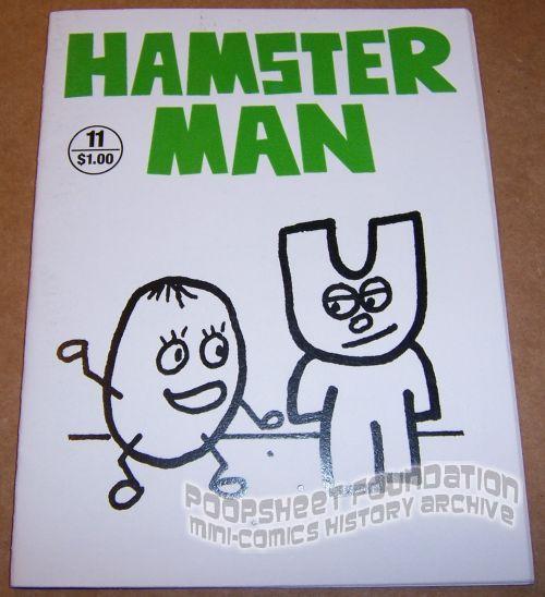 Hamster Man #11
