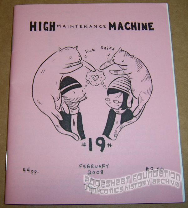 High Maintenance Machine #19