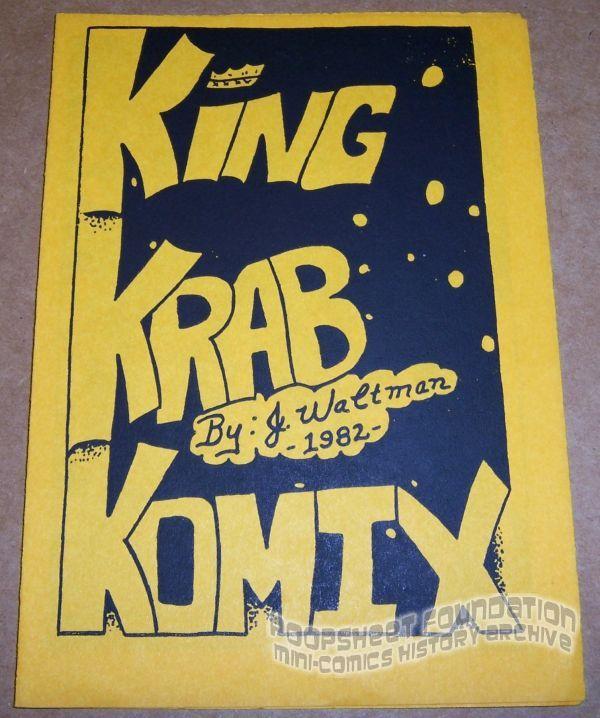 King Krab Komix