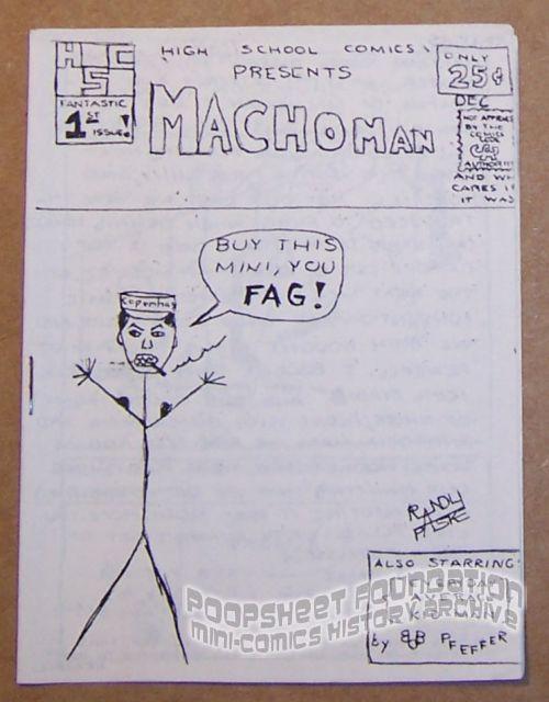 Machoman #1