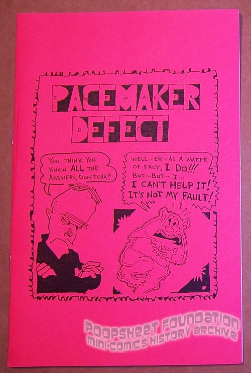 Pacemaker Defect (Danger Room)
