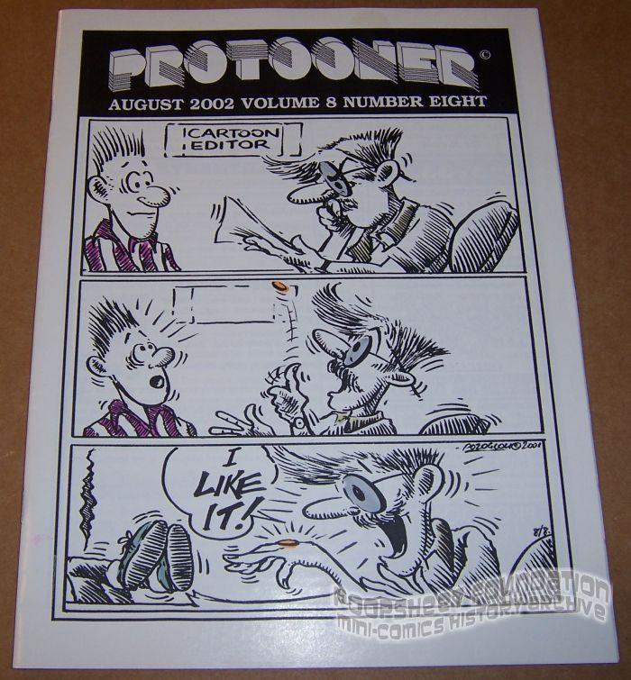 Protooner Vol. 8, #8