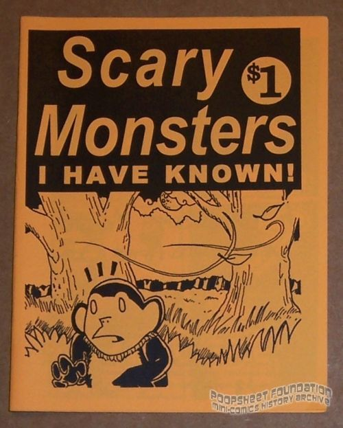 Scary Monsters I Have Known