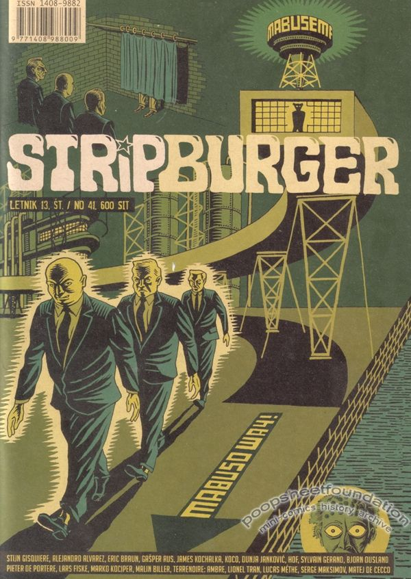 Stripburger #41