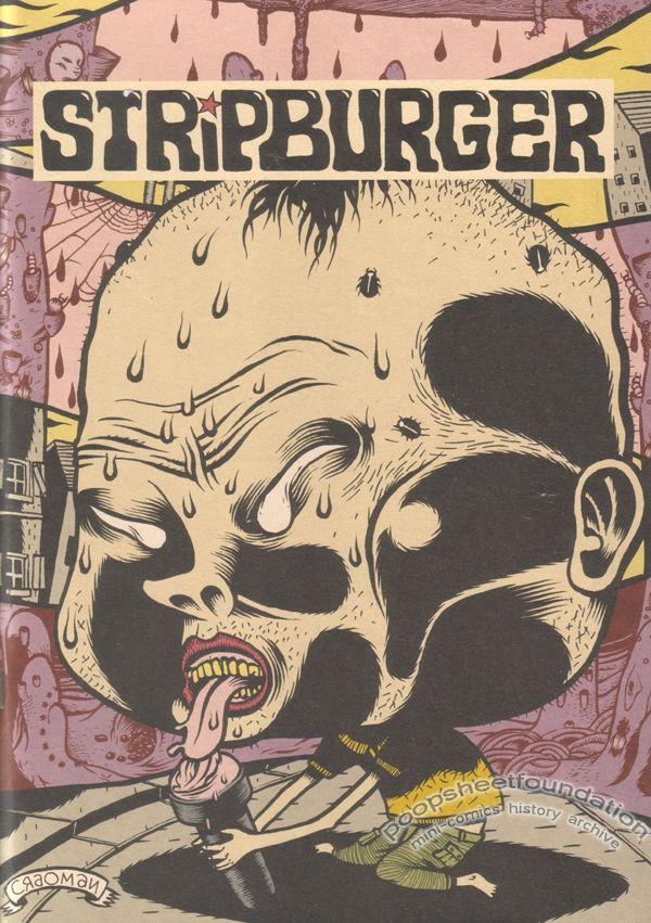 Stripburger #44