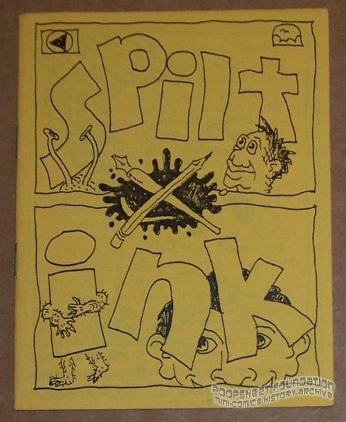 Spilt Ink #1