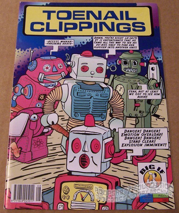 Toenail Clippings #3
