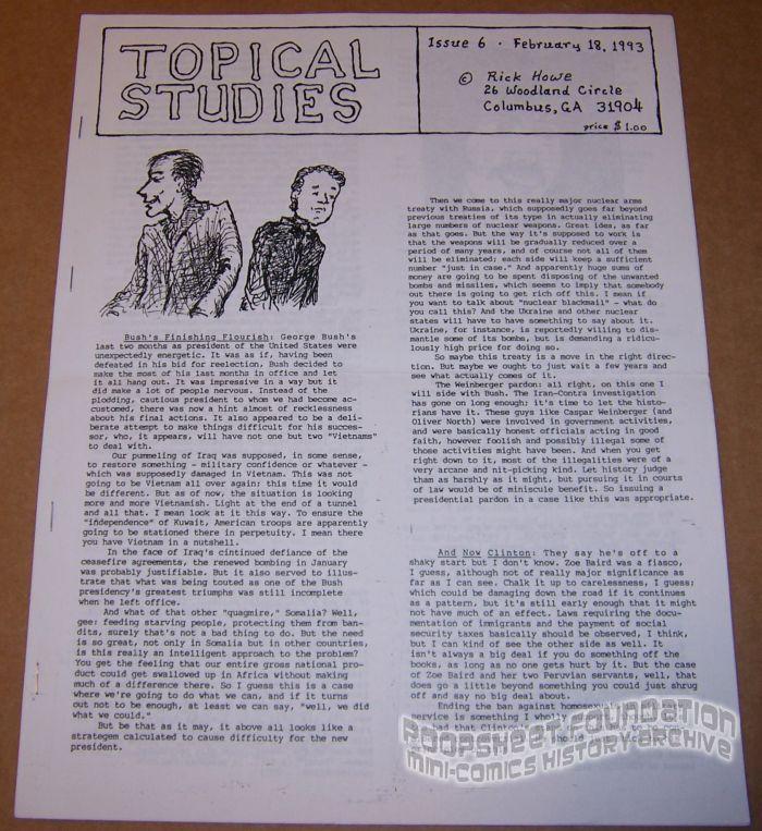 Topical Studies #06