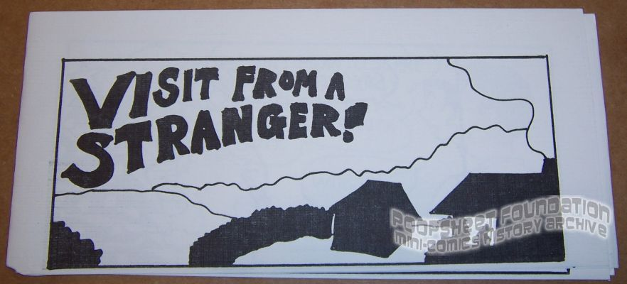 Visit from a Stranger!