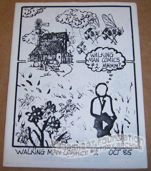 Walking Man Comics #02