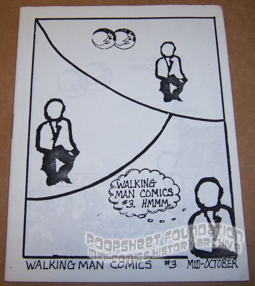 Walking Man Comics #03