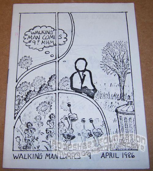 Walking Man Comics #09