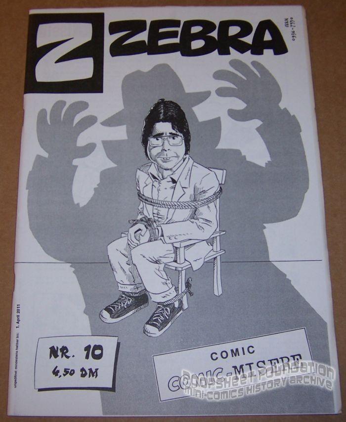 Zebra #10