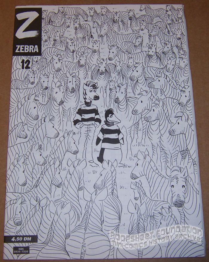 Zebra #12