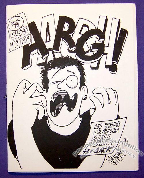 Aarrgh! #3