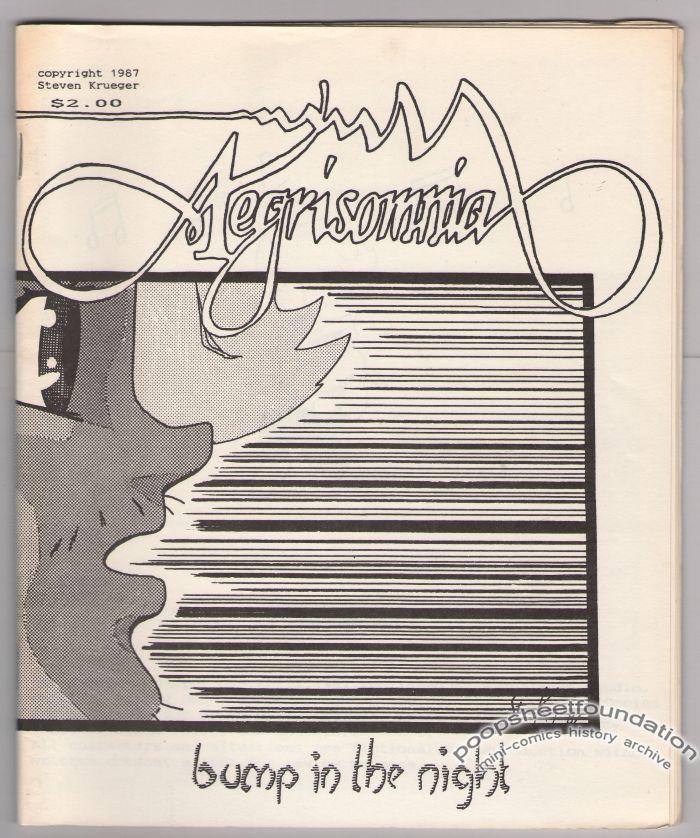 Aegrisomnia #1