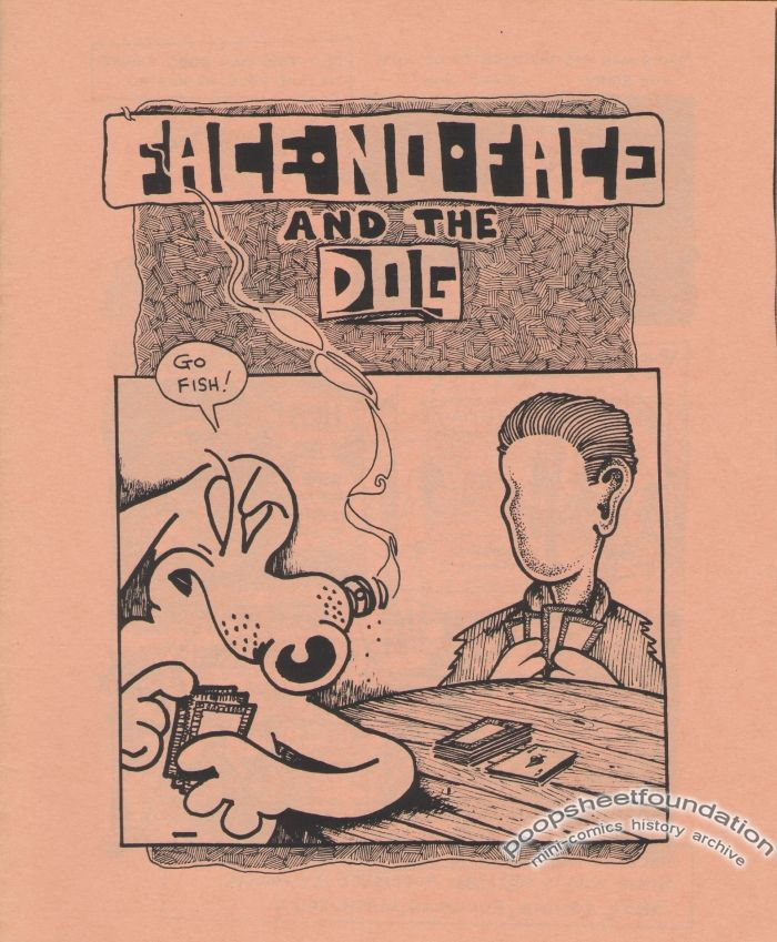 Face-No-Face and the Dog