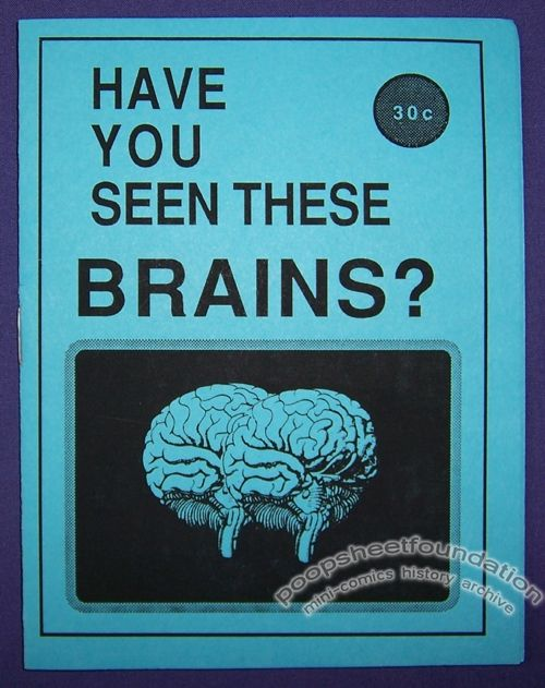 Have You Seen These Brains?