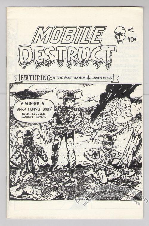 Mobile Destruct #2