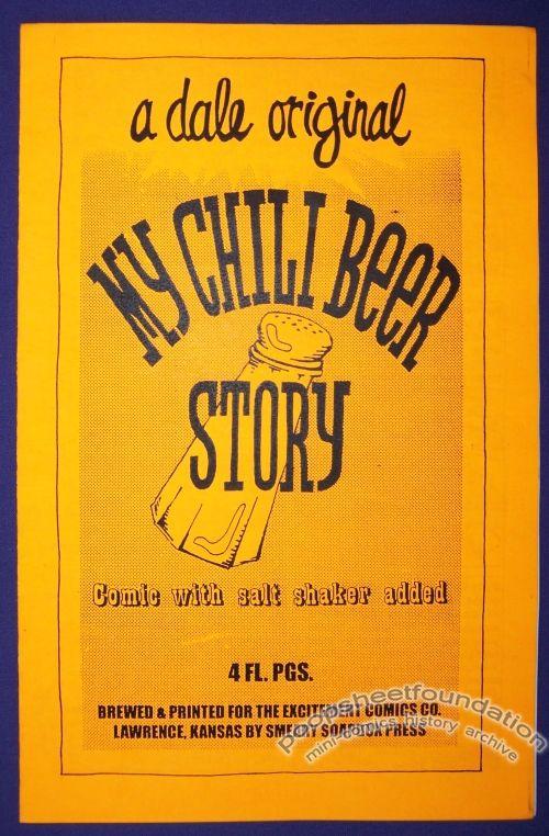 My Chili Beer Story