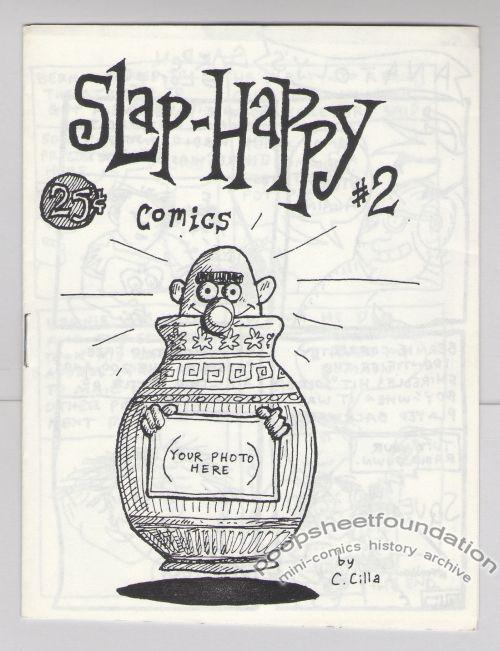 Slap-Happy Comics #2